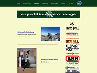 Expedition Exch