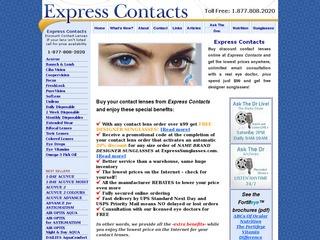Express Contact
