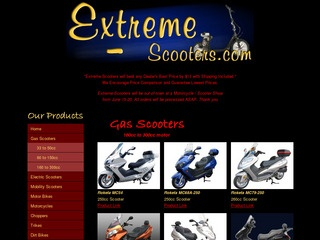 Extreme-Scooter