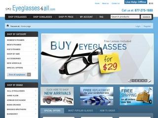 Eyeglasses4All