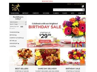 FTD® Set to Celebrate™ Birthday Bouquet