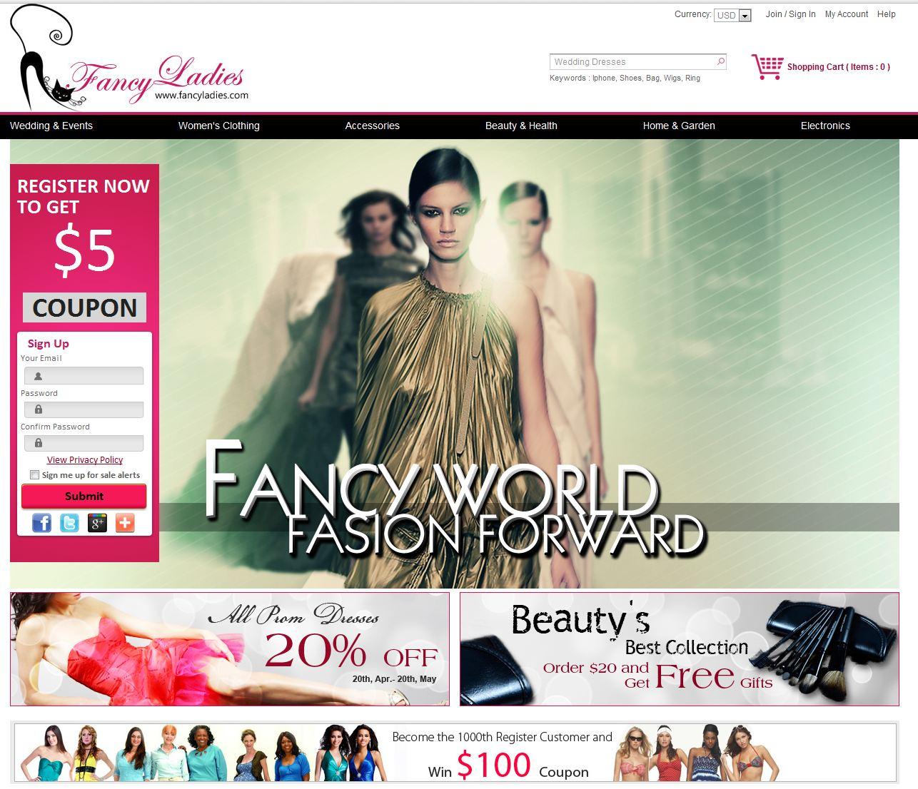Fancyladies.com
