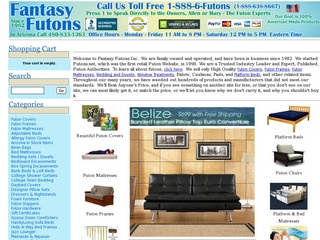 Fantasy Futons Rated 5 Stars By 17 Consumers Net Consumer Reviews At Reerratings