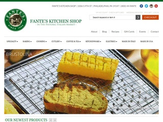 Fante\'s Kitchen Wares Shop Reviews | 5 Reviews of Fantes.com ...