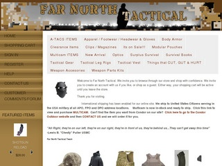 Far North Tacti
