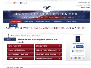 Fast Passport C