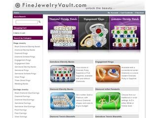 FineJewelryVault Fine Jewelry Vault JS1648BW14D-101 Diamond Wedding Band- 14K White Gold - 0.50 CT Diamonds - Size: 7