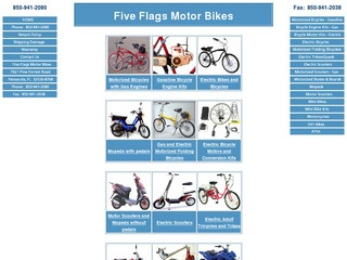 Five Flags Moto
