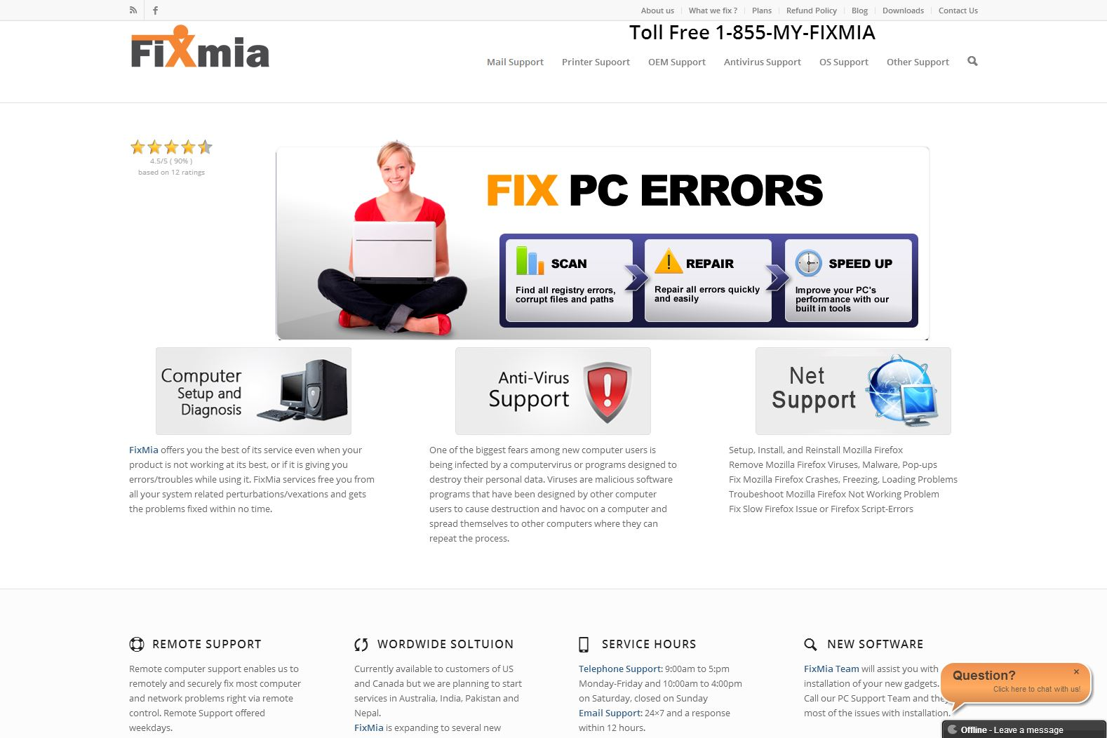 FixMia