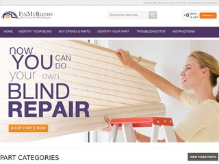Fix My Blinds Rated 5 5 Stars By 2 Consumers Fixmyblinds