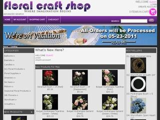 FloralCraftShop