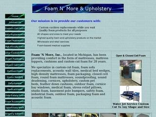 Foam N' More &