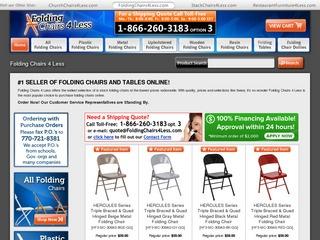 Folding Chairs  Less Belnick Inc