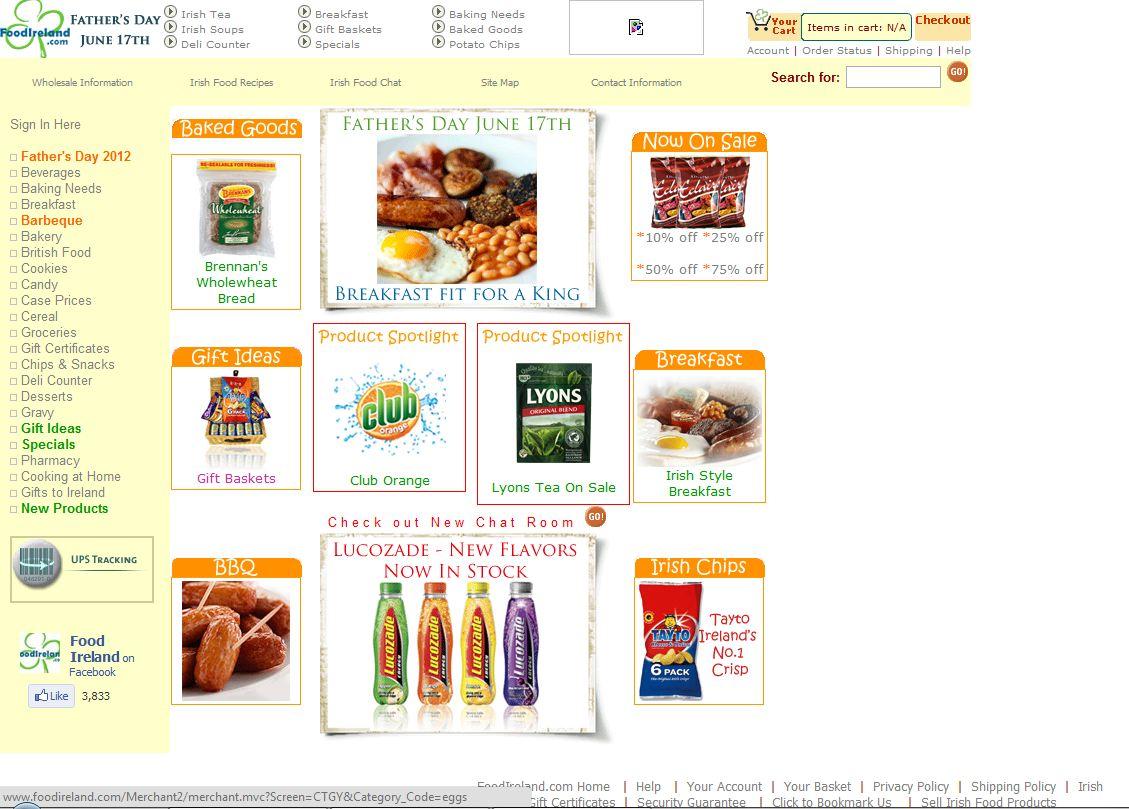 Foodireland.com