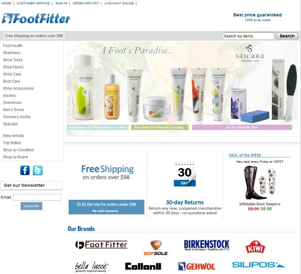 Footfitter.com