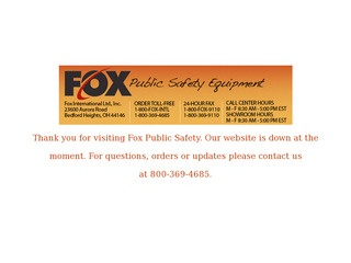 Fox Int'l Fire