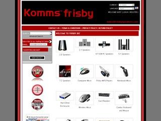 Frisby.biz / Ko
