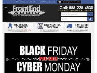 Front End Audio