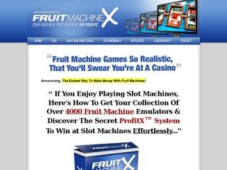 FruitMachineX