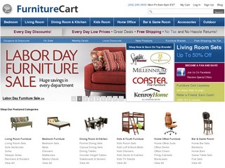 Lovely FurnitureCart.com Rated 3/5 Stars By 44 Consumers   Furniturecart.com/  Consumer Reviews At ResellerRatings