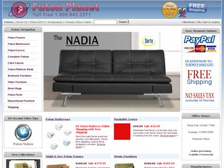 Futon Planet Rated 2 5 Stars By 10 Consumers Futonplanet Com Consumer Reviews At Reerratings