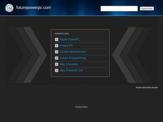 FuturePowerPC.c