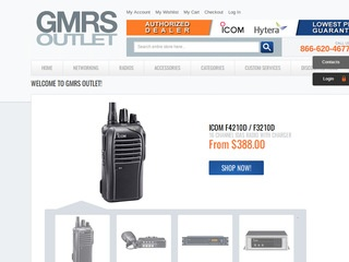 GMRS Outlet LLC