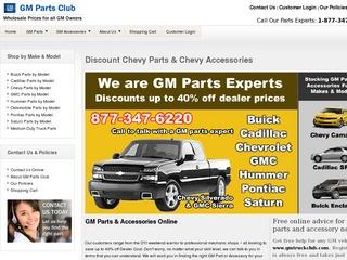 GM Parts Club