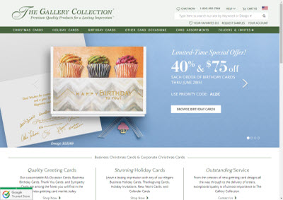 The Gallery Col