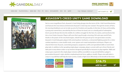 Game Deal Daily