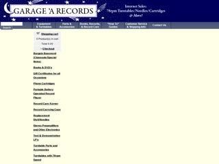 Garage-A-Record