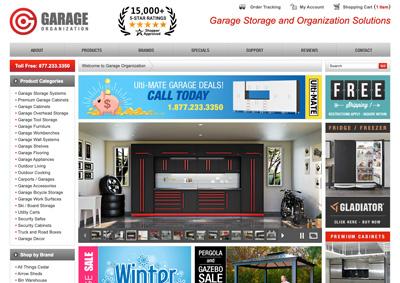 Garage-Organiza
