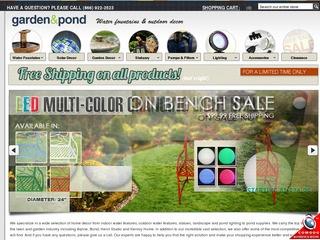 Garden & Pond D