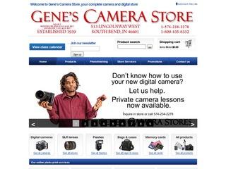 Gene's Camera S