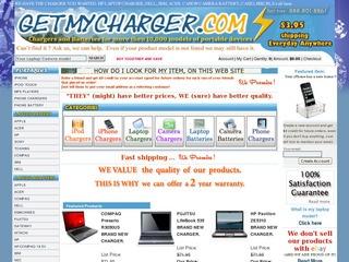 GetMyCharger