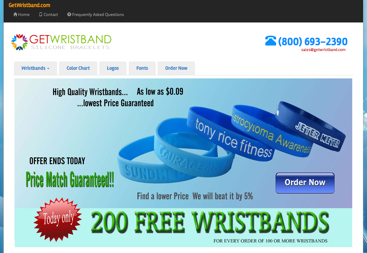 Getwristband.co