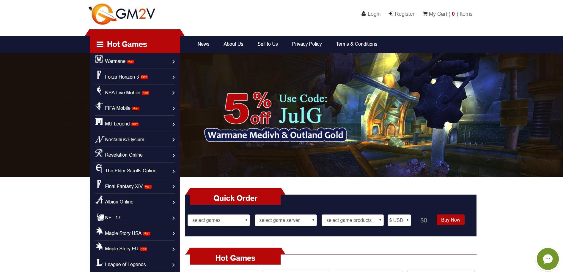 Gm2v.com