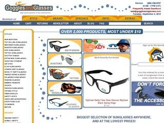 Goggles and Gla