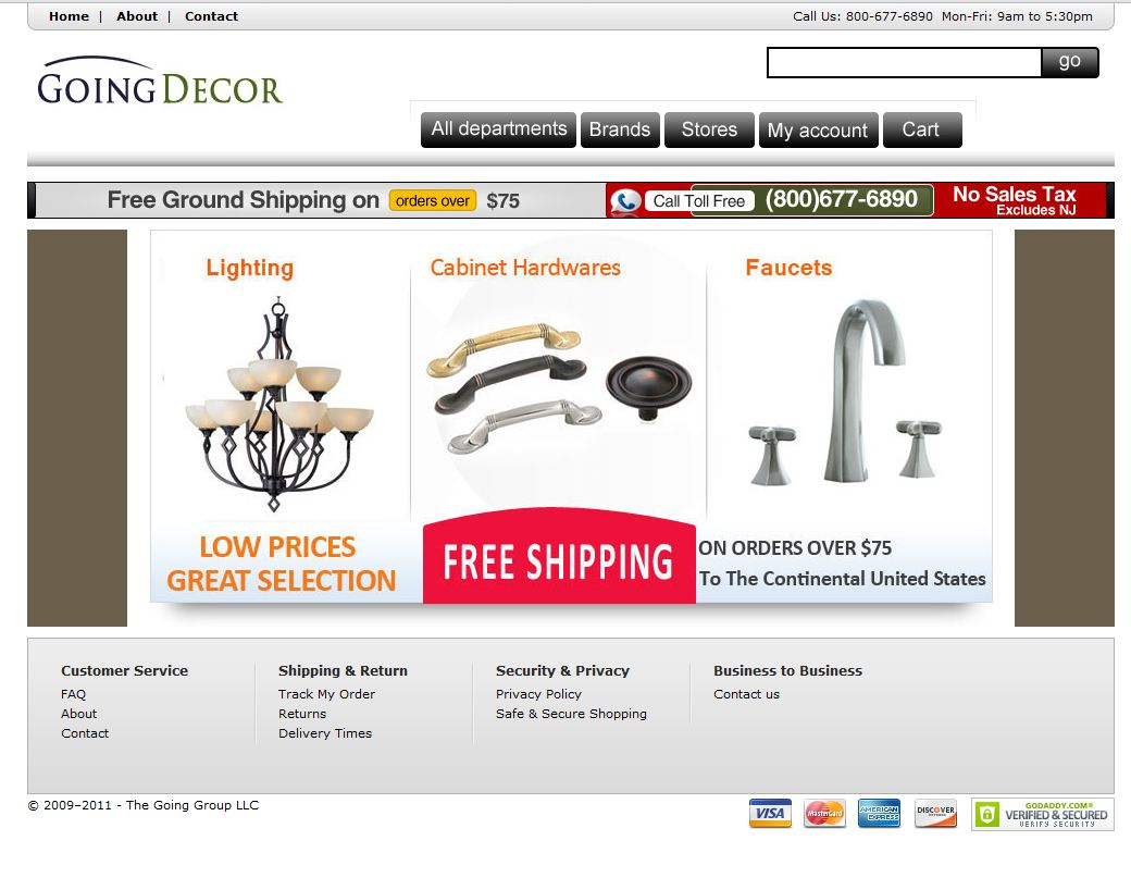Goingdecor.com