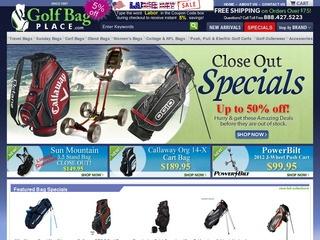 Golf Bag Place