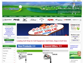 Golf Set Store