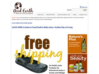 Good Earth Natu