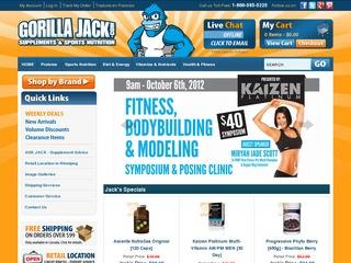 Gorilla Jack