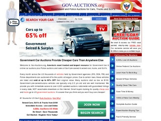 government auctions reviews
