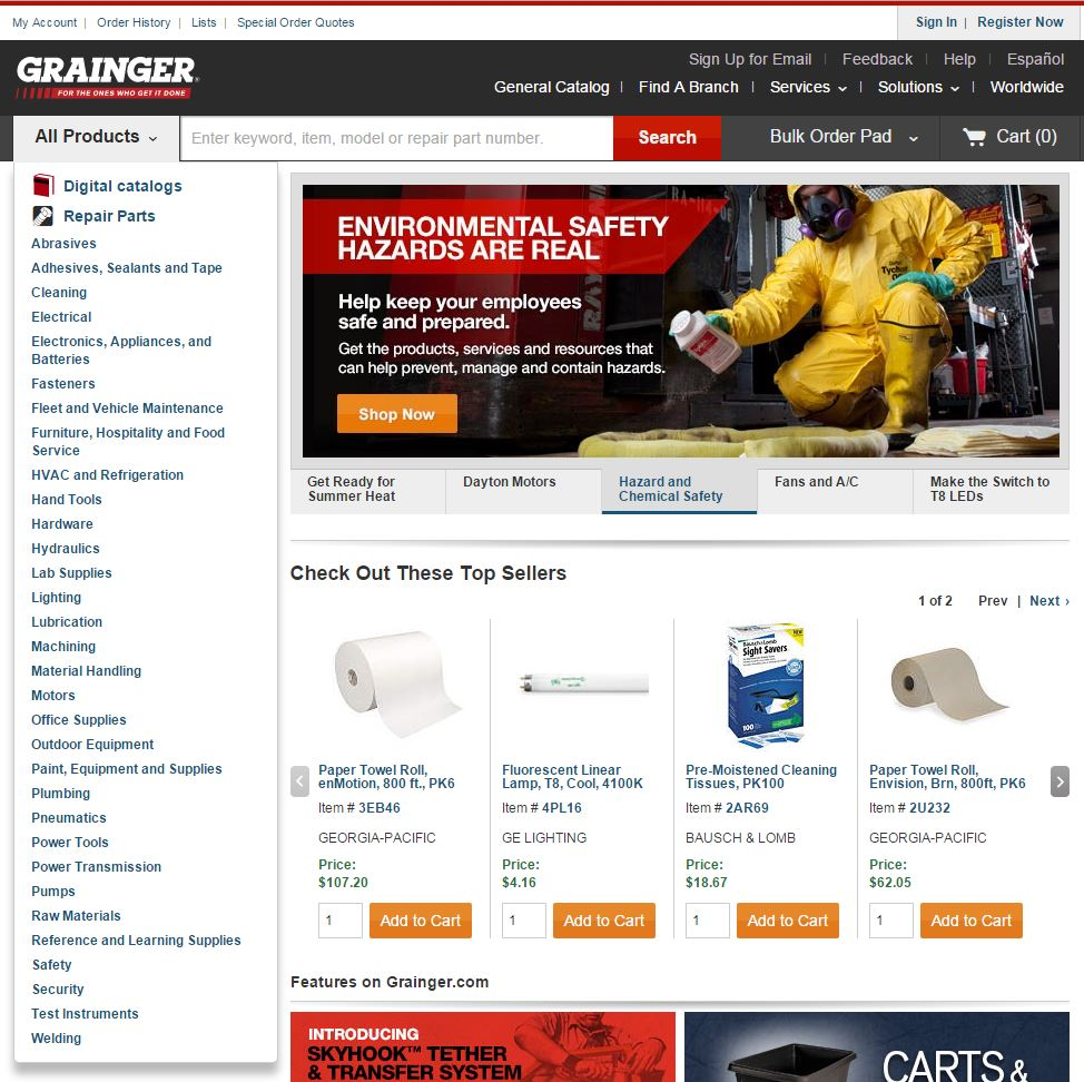 Grainger Supply Reviews 3 374 Of Reerratings