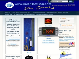 Great Boat Gear