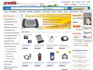 GreeBid E-Shop