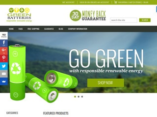 GreenBatteries.