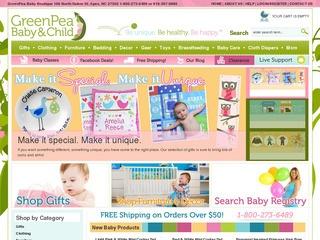 GreenPea Baby