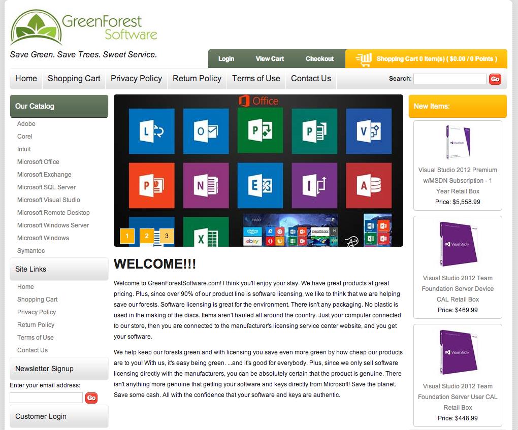 Greenforestsoft
